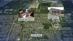 Lelystad/Hem - Gezocht - Overvallen op woning Hem en tankstation Lelystad