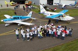 Hoogvliegers gezocht voor de Hoogvliegersdag op Lelystad Airport