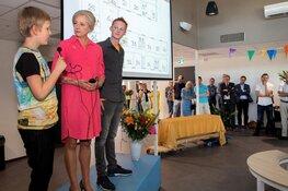 Wethouder opent nieuw schoolgebouw Aurum College