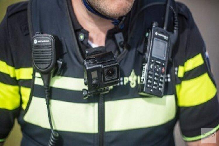 Politie lost waarschuwingsschot in Slotermeerstraat