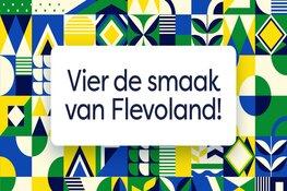 Vier de smaak van Flevoland op 31 augustus