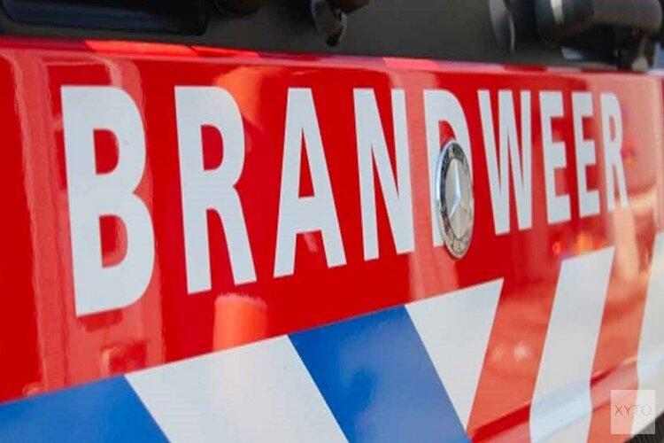 Boot uitgebrand in Lage Vaart