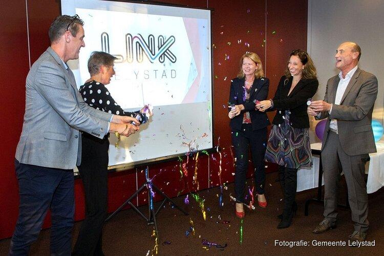 LINK Lelystad feestelijk gelanceerd: onderwijs en bedrijfsleven samen sterk in techniek