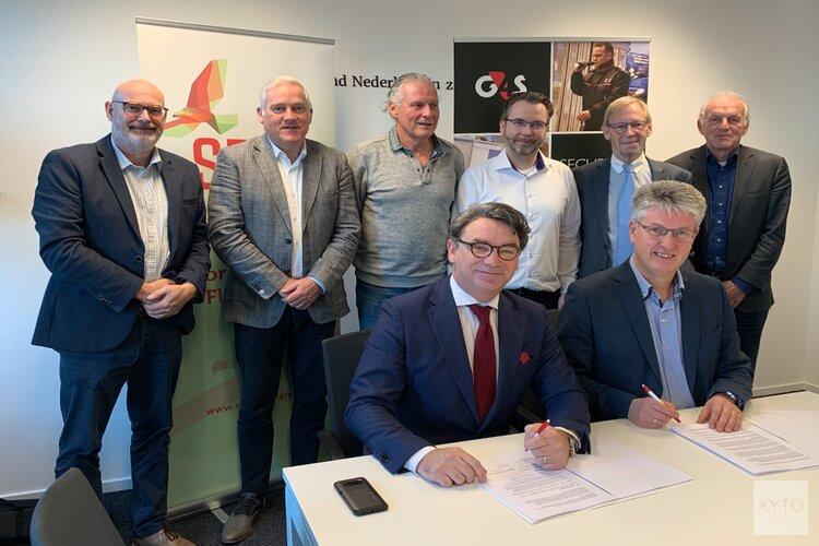 Nieuwe overeenkomst Stichting Beveiliging Bedrijventerreinen Flevoland en G4S