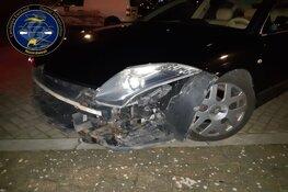 Drontenaar (41) onder invloed crasht in Lelystad