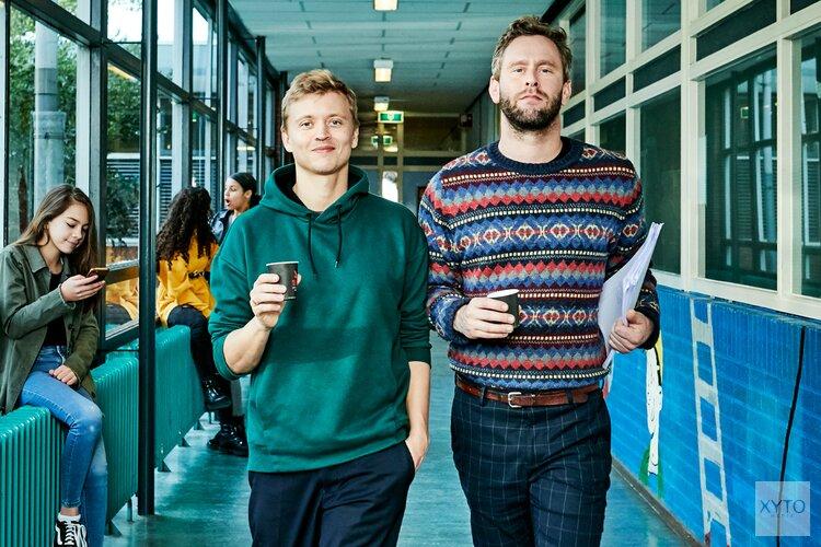 Middelbare school Lelystad speelt hoofdrol in VPRO-serie