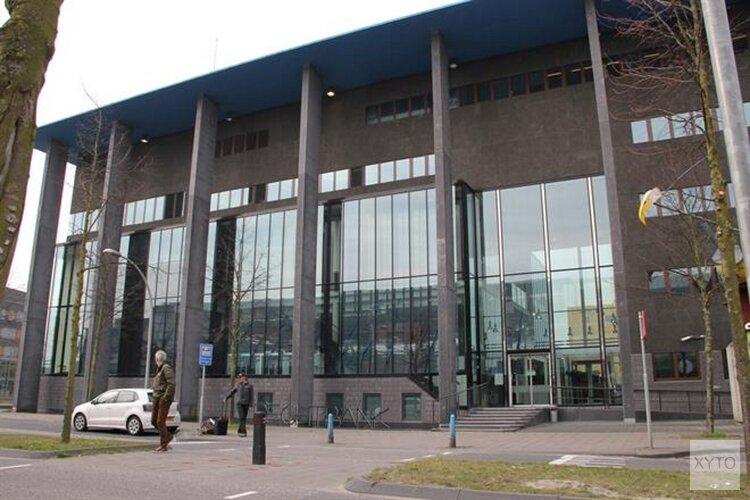 Start verbouwing entree gerechtsgebouw Lelystad