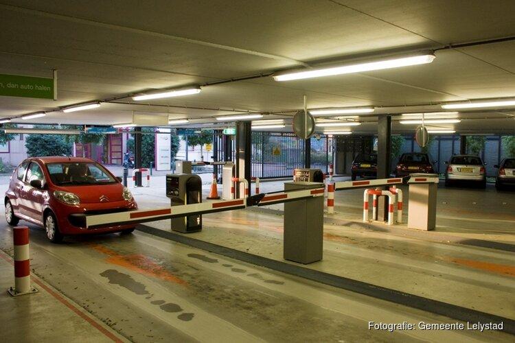 Betaalautomaten parkeerterreinen en -garages blijven tot 1 juli buiten gebruik