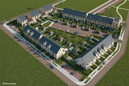 Trebbe is gestart met de bouw van Hoekse Olm Lelystad