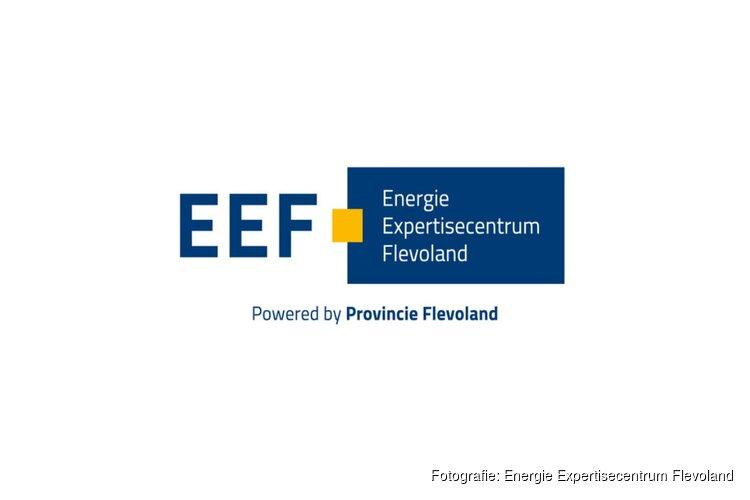 DE-on Flevoland gaat verder onder de naam Energie Expertisecentrum Flevoland (EEF)