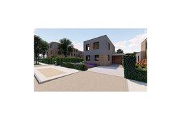 Verkoop gestart van 33 bijzondere woningen bij het Olmenpark