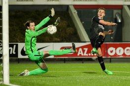 Jong AZ kansloos tegen Almere City FC