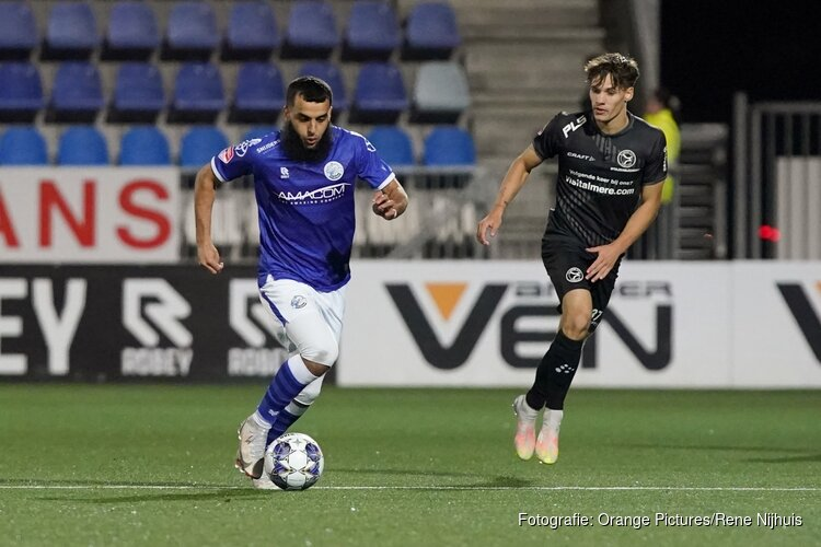 FC Den Bosch in kelderduel langs Almere City FC